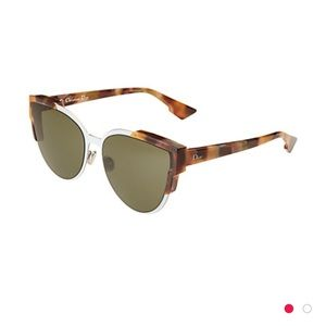 NWOT Dior Cat Eye Sunglasses